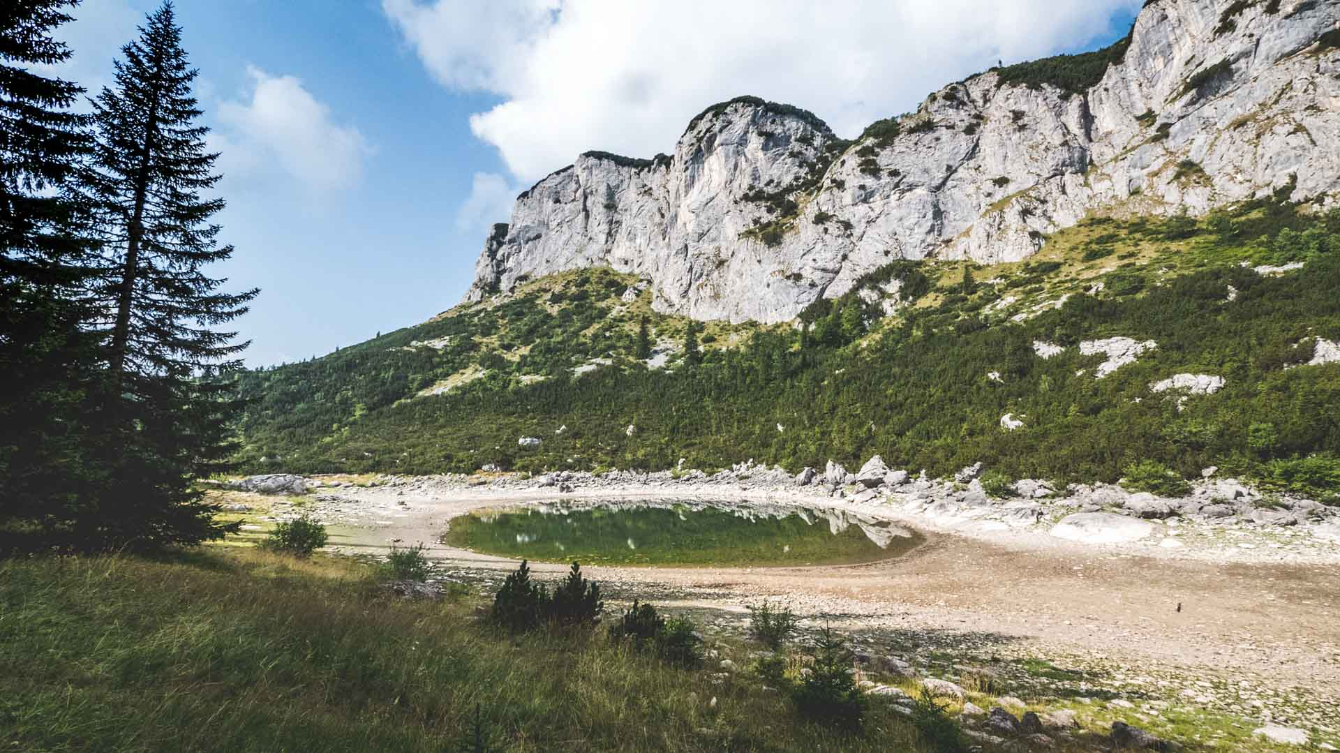 Short hike to Jablan Lake, Durmitor
