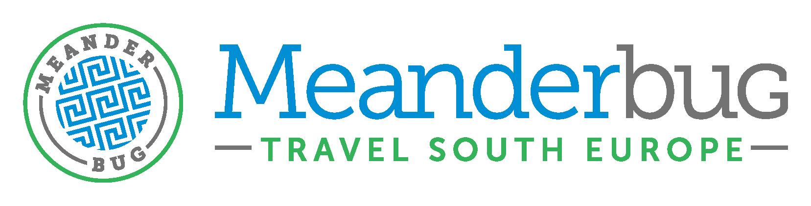logo meanderbug