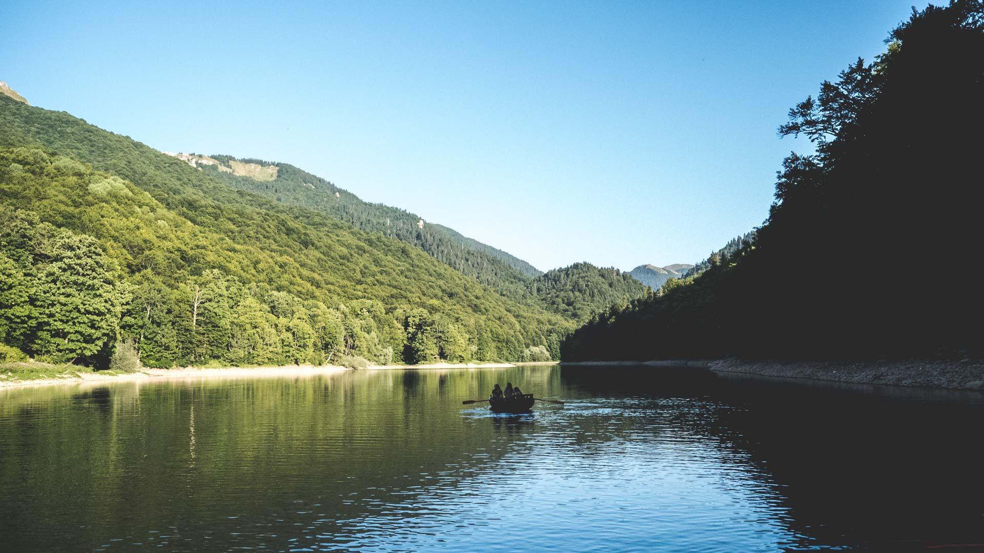 Lake Biogradska Gora