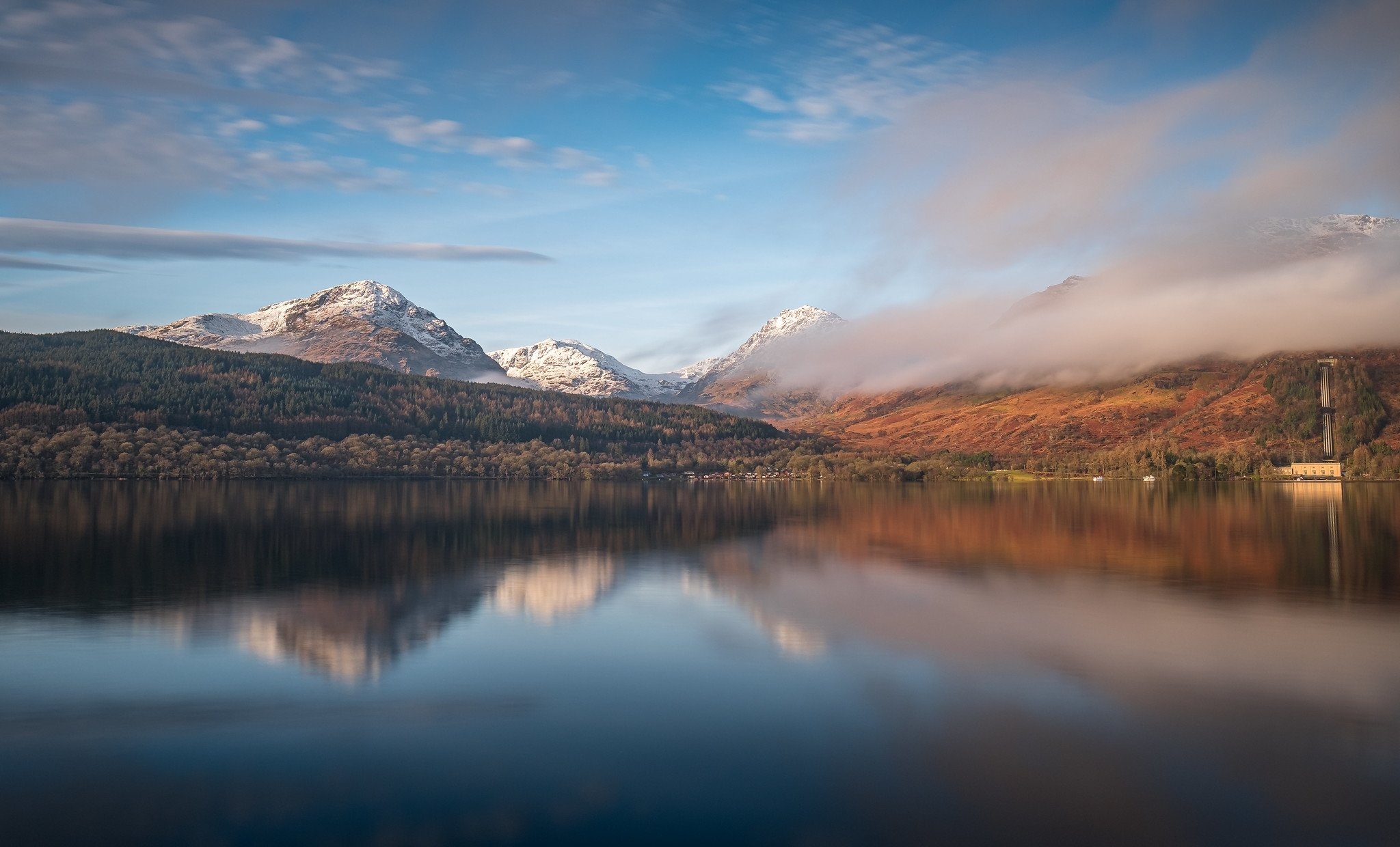 Loch Lomond and the Trossachs, Scotland